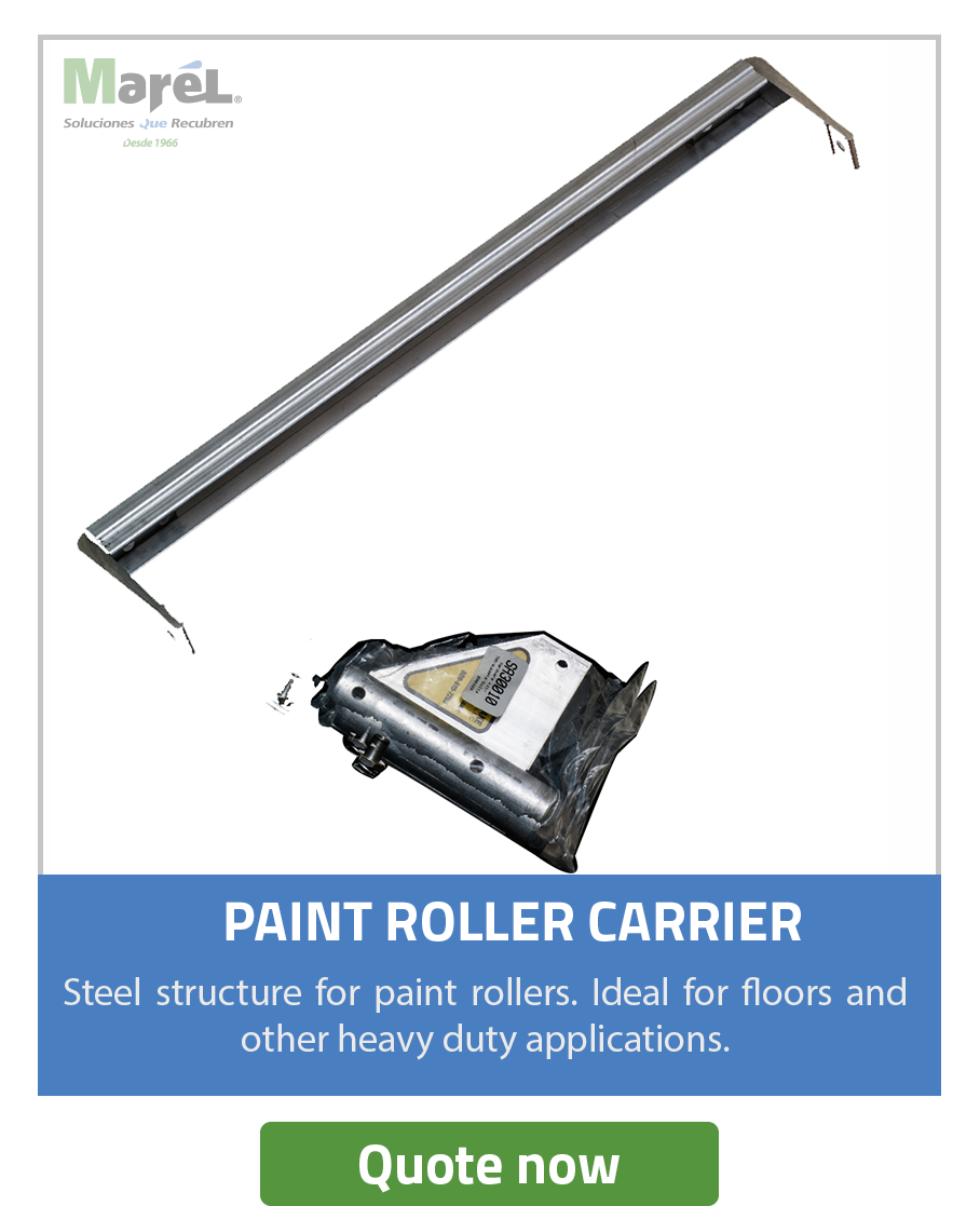 Paint carrier